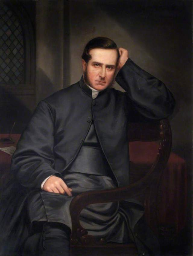 British (English) School; John Coleridge Patteson (1827-1871), Bishop of Melanesia